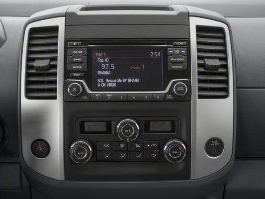 2017 Nissan Frontier Sv V6 In Farmington Nm Horace