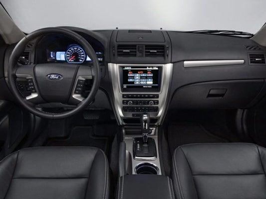 2010 Ford Fusion Hybrid In Farmington Nm Horace Nissan